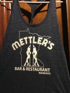 Mettler's womans shirt